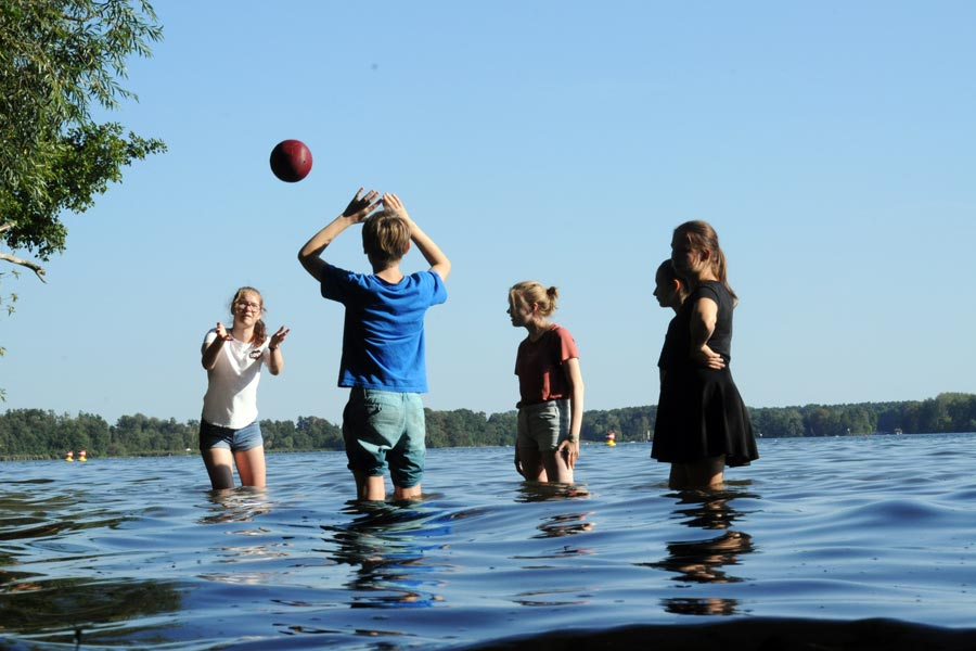 Ferienfreizeiten für Kinder und Jugendliche