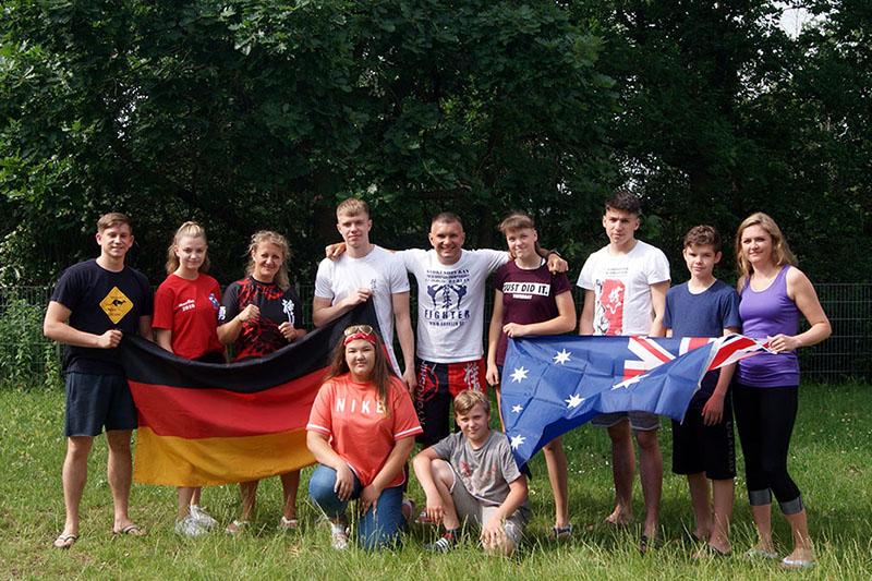 internationale Jugendbegegnungen