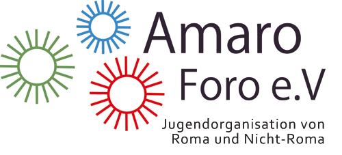 Amaro Foro e.V., Logo