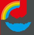Jugendbund djo-Deutscher Regenbogen, Landesverband Berlin e.V. Logo